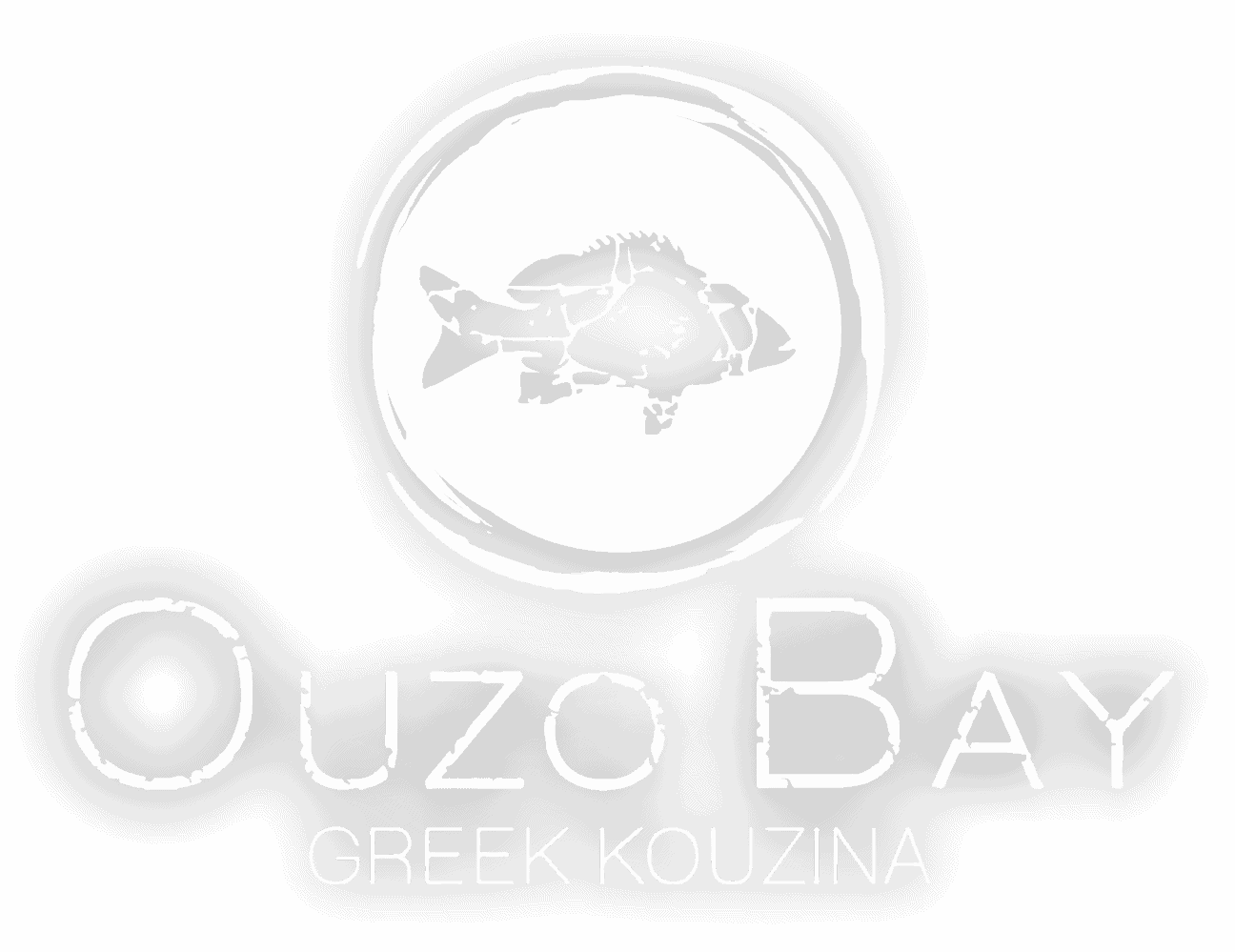 Ouzo Bay Restaurant Baltimore Menu